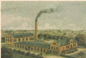 M Hertz´ Garveri 1888